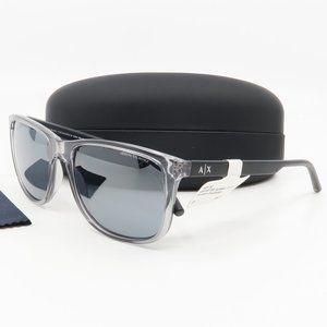 AX 4070S 8239/6G Armani Exchange Gray Crystal Sun